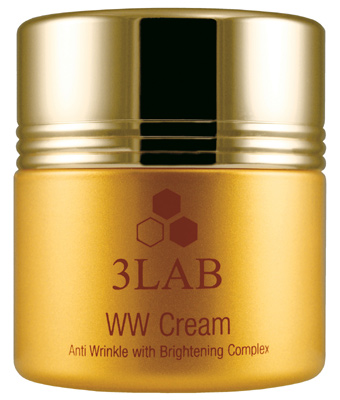 3LAB WW Cream Anti Wrinkle with Brightening Complex