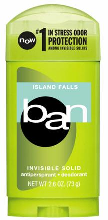 Ban Island Falls