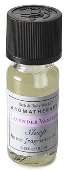 Bath & Body Works Sleep Home Fragrance Oil