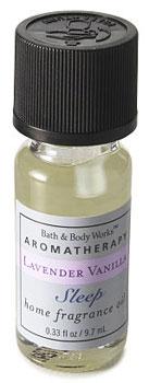 Bath & Body Works Sleep Home Fragrance Oil