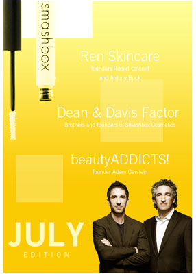 Beauty Interviews July Edition