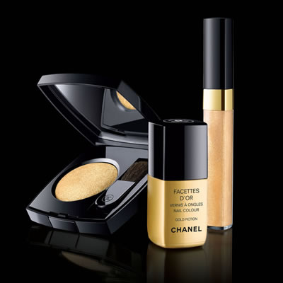 CHANEL Fall 2008 Makeup Collection