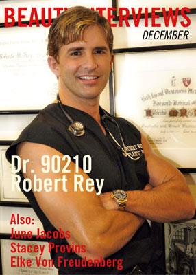 Dr Robert Rey Beauty Interviews