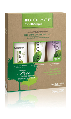 Go Zero Biolage Mother's Day Gift Sets