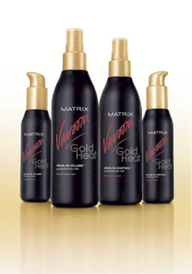 Matrix Vavoom Gold Heat