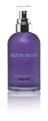 Molton Brown relaxing yuan zhi