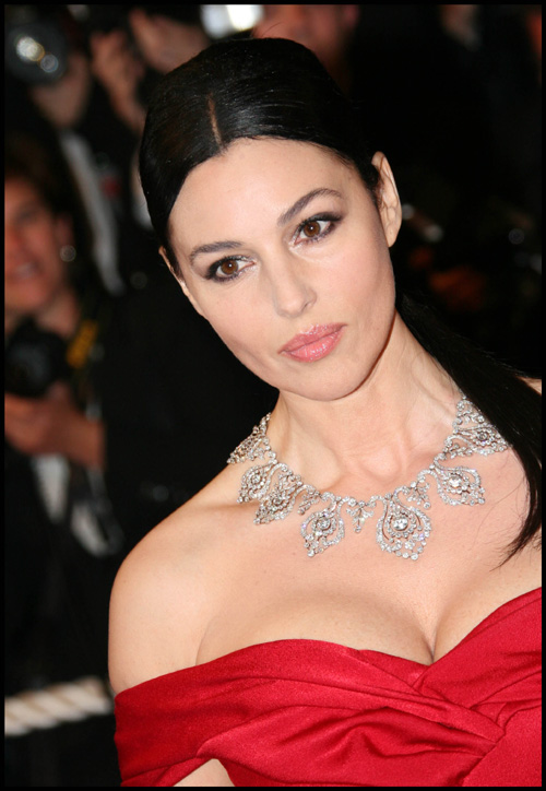 Dior Beauty At Cannes Monica Bellucci Hilary Swank Makeup And