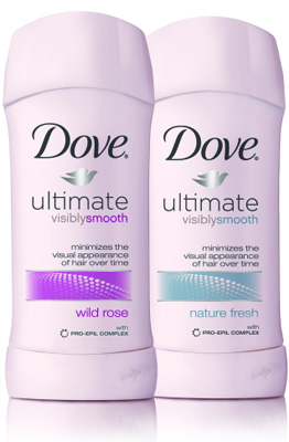 dove6 Dove Visibly Smooth Deodorant Just $.47 At Walmart