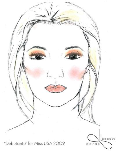 blank makeup face charts. 2010 Blank Makeup Face Charts.