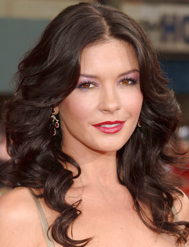 Catherine Zeta- Jones Beauty Secrets