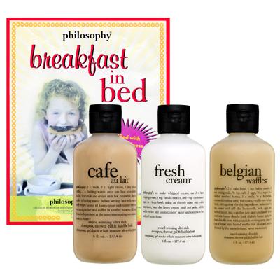 Philosophy Breakfast In Bed